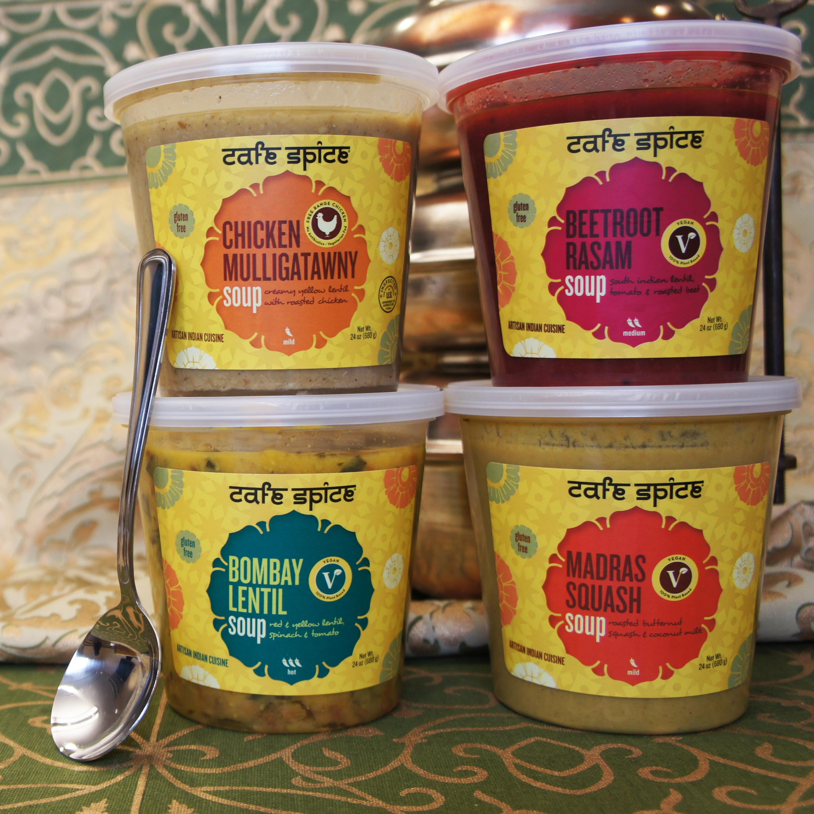 Cafe Spice Soup