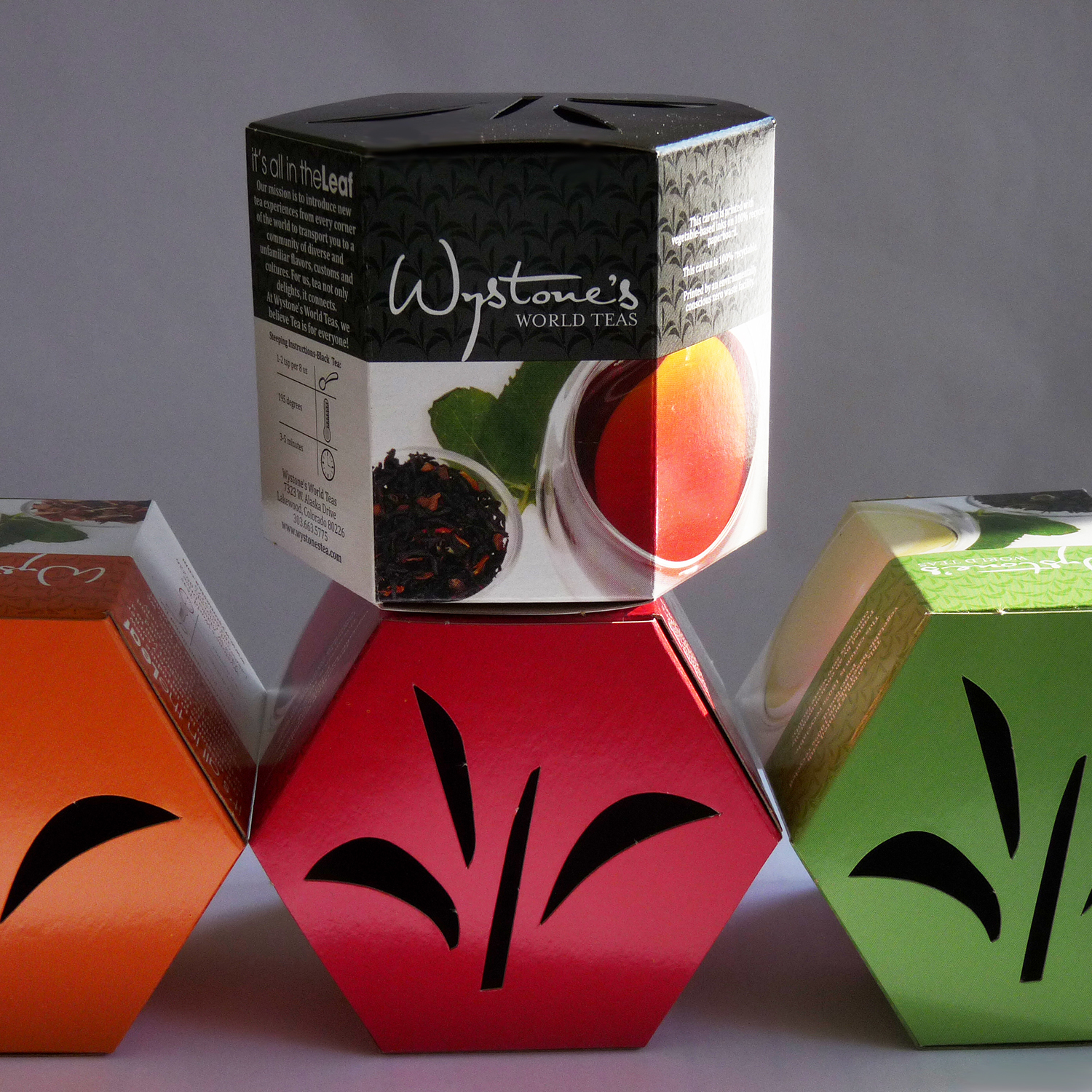 Wystone's Packaging