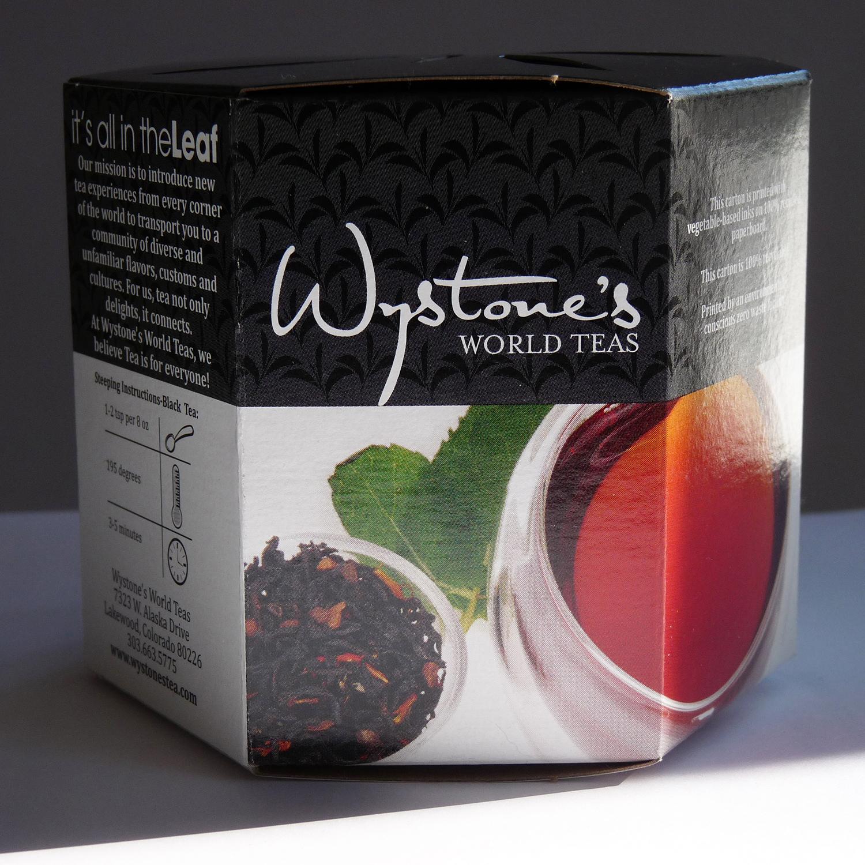 Wystone's Tea